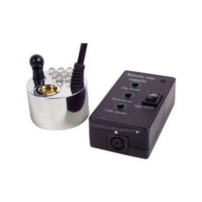 Ultrasonic Mist Maker Fogger Water Fountain Pond Lights