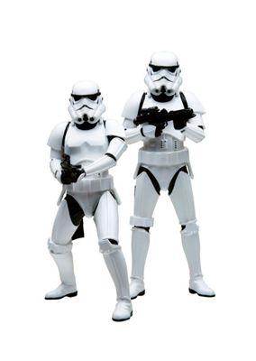 Star Wars - Army Builder Stormtroopers 2-pack Artfx+ Statue (18cm)