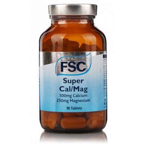 Fsc Super Cal Mag 30 Tablets
