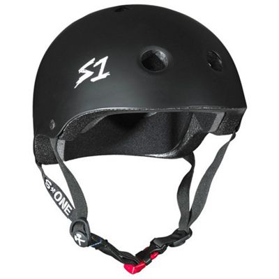 S1 Helmet Company Mini Lifer Helmet - Black Matt (Extra Large)
