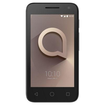 Tesco Mobile Alcatel U3 2018 Rose Gold