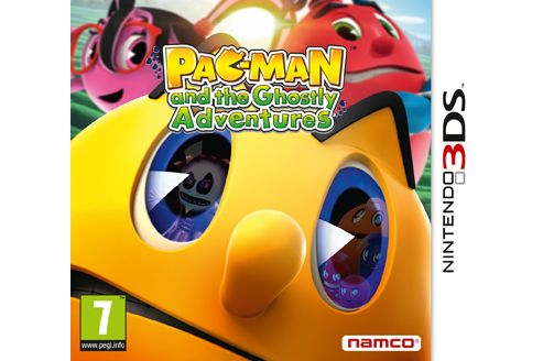 Pacman and the Ghostly Adventures