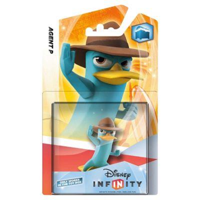 Infinity Agent P Figure