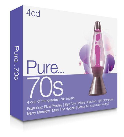 Pure ... 70s (4CD)