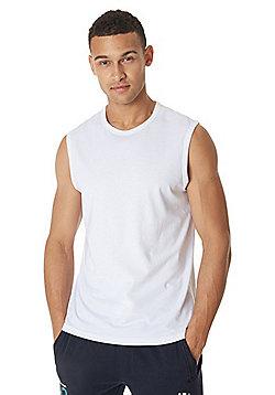 F&F Tank Vest Top - White