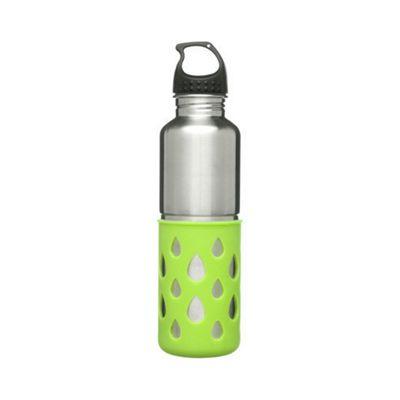 Sagaform Water Bottle in Green