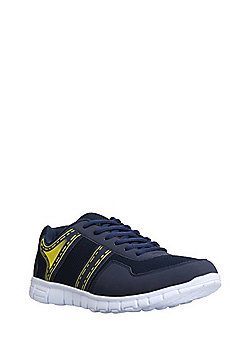 F&F Lifestyle Trainers - Navy