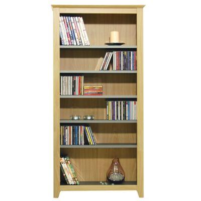 CD / DVD / Blu-ray / Media Storage Shelves - Beech