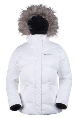 Mountain Warehouse Vaud Womens Down Jacket ( Size: 20 )