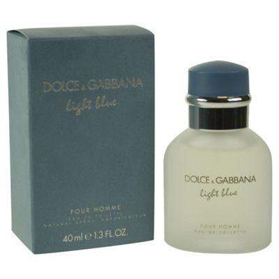Dolce & Gabbana Light Blue Men Eau De Toilette 40ml Spray