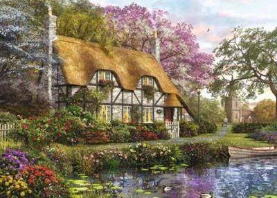 The Gardeners Cottage - 1000pc Puzzle