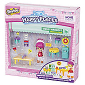 Shopkins Happy Places Welcome Pack - Mousy Hangout