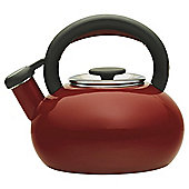 Prestige Red 1.4L Stove Top Kettle