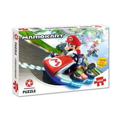 Mario Kart - Funracer - 1000pc Puzzle
