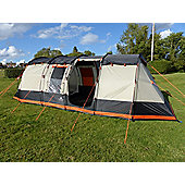 Wichenford 2.0 Tent Complete Package (Includes Tent, Carpet and Footprint Groundsheet)