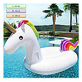 Inflatable Unicorn Pool Float Lilo