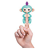 Fingerlings Monkeys Turquoise Zoe