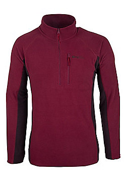 Mountain Warehouse Ashbourne Mens Fleece ( Size: L )