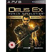 Deus Ex - Human Revolution - Augmented Edition - PS3
