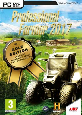 PROFESSIONAL FARMER 17 GOLD ED