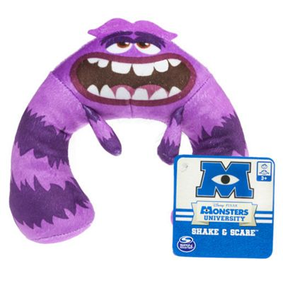 Monsters University Shake and Scare Soft Toy - Art