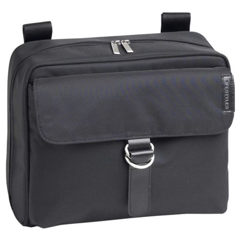 Little Lifestyle Pram Bag, Granite