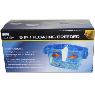 Ppi 5 In 1 Floating Breeder