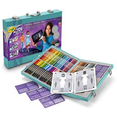 Crayola Color Alive Design Fashion Case
