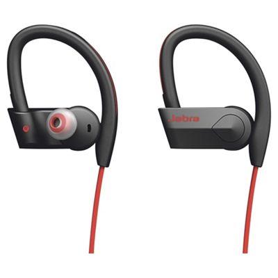 Jabra Sport Pace Red Wireless Headphones