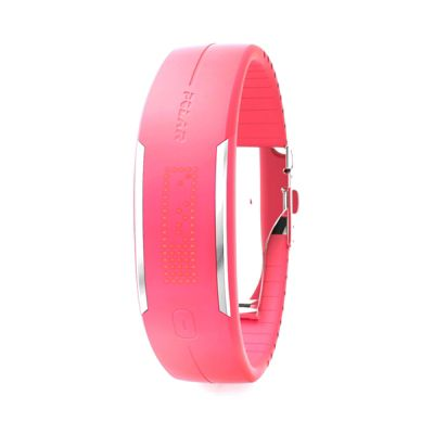 Polar Loop 2 Activity Sleep Exercise Fitness Tracker Band - Pink