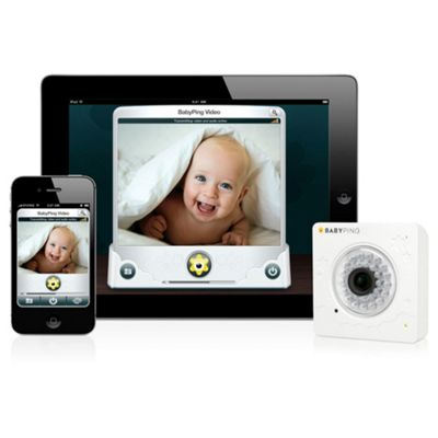 BabyPing Baby Monitor