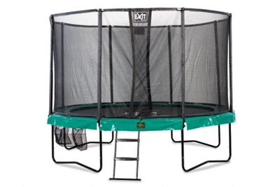 EXIT Supreme All-in-1 14ft Trampoline