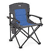 Falcon Ultimate Padded Folding Chair - Blue