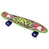 Bored X Pop Art Carve Cruiser Skateboard