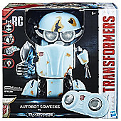 Transformers: The Last Night Autobot Sqweeks R/C