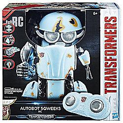 Transformers: The Last Night Autobot Sqweeks R/C