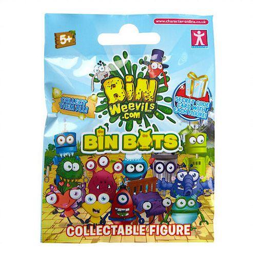 Bin Weevils Binbot Blind Bags