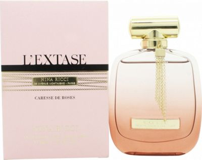 Nina Ricci L'Extase Caresse de Roses Eau de Parfum (EDP) Légère 80ml Spray For Women