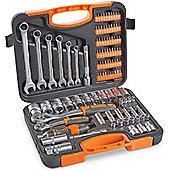 VonHaus 104pc Socket Set