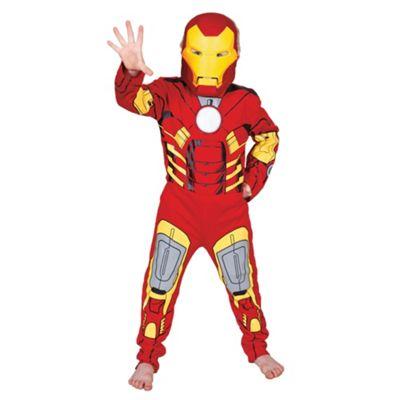 Rubies UK Classic Iron Man- L