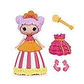 Mini Lalaloopsy Doll- Princess Peanut