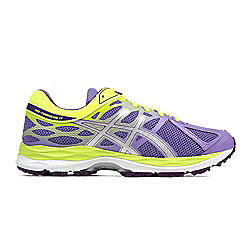 Asics Gel Cumulus 17 Girls Running Trainer Shoe Purple - UK 5 Catalogue  Number  164-1778 c623e5ff28cf