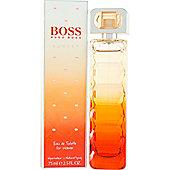 Hugo Boss Boss Orange Sunset Eau de Toilette (EDT) 75ml Spray For Women