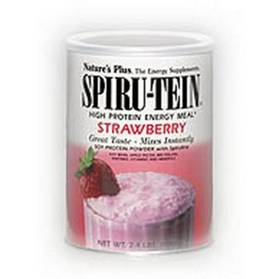 Strawberry Spirutein Single Sachets