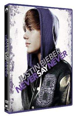 Justin Bieber - Never Say Never (DVD)