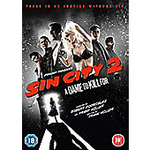 Sin City 2: A Dame To Kill For DVD