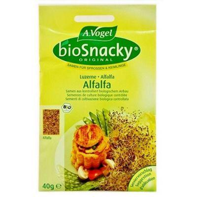 Biosnacky Alfalfa