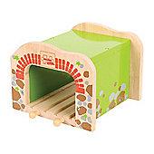 Bigjigs Rail Double Tunnel
