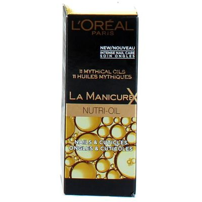 L'Oreal La Manicure Nutri-Oil for Nails & Cuticles 5ml