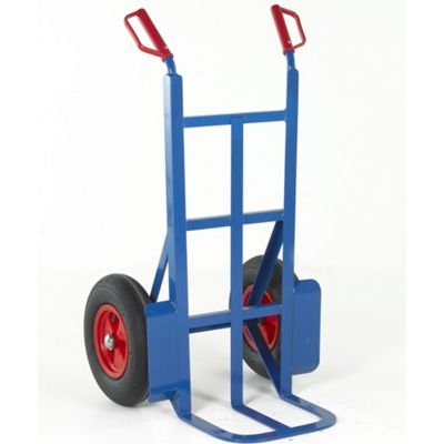 Compact Stairclimber with Folding Back